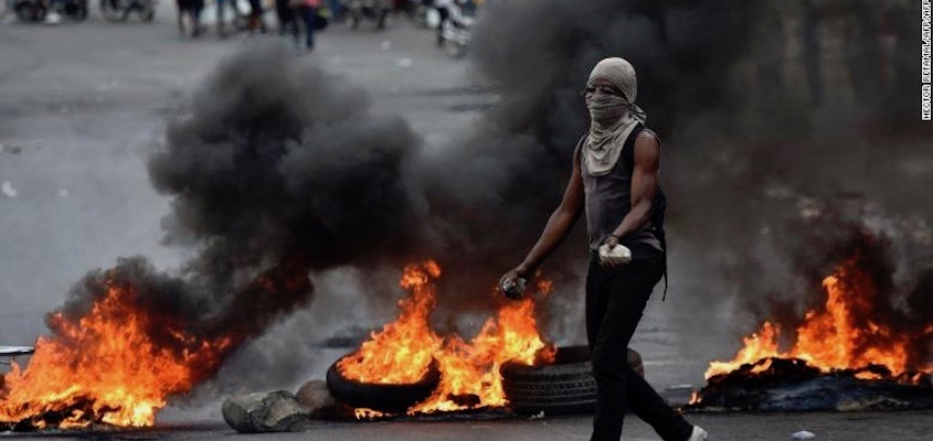 People's Insurrection Against Government Continues in Haiti