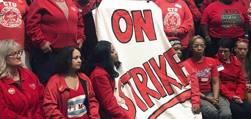 Chicago Teachers Score a Historic Victory