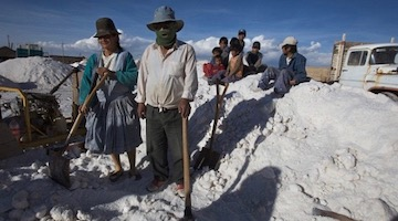 After Morales Ousted in Coup, the Lithium Question Looms Large in Bolivia