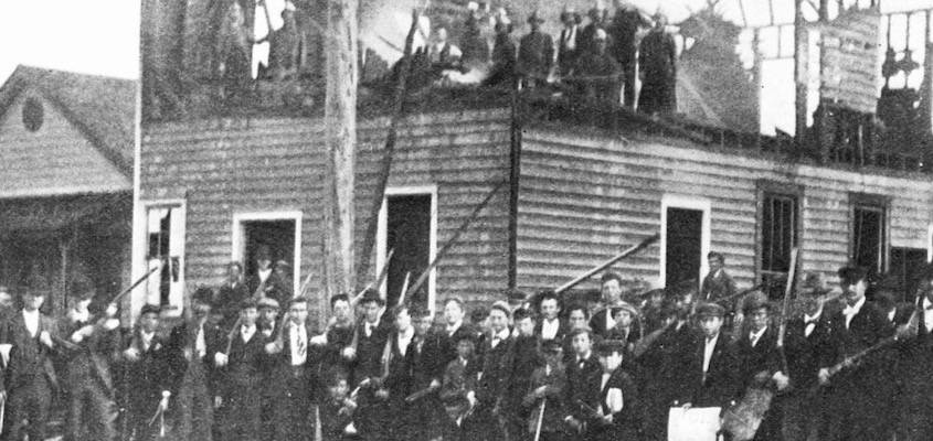 "Marker Now Calls 1898 Violence in Wilmington a ""Coup,"" Not a ""Race Riot"""