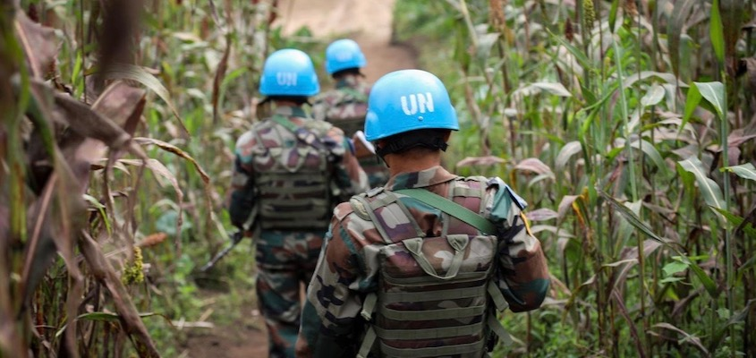 Should UN Peacekeepers Leave the Democratic Republic of Congo?