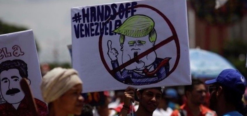 Venezuela: A Successful Year of Resistance