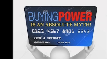 "Black Trillion Dollar ""Buying Power"" is a Capitalist Hoax"