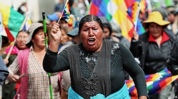 Bolivia Coup is Rooted in White Racist Backlash