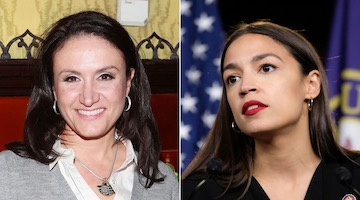Wall Street Fat Cats Back Challenger to AOC in Primary