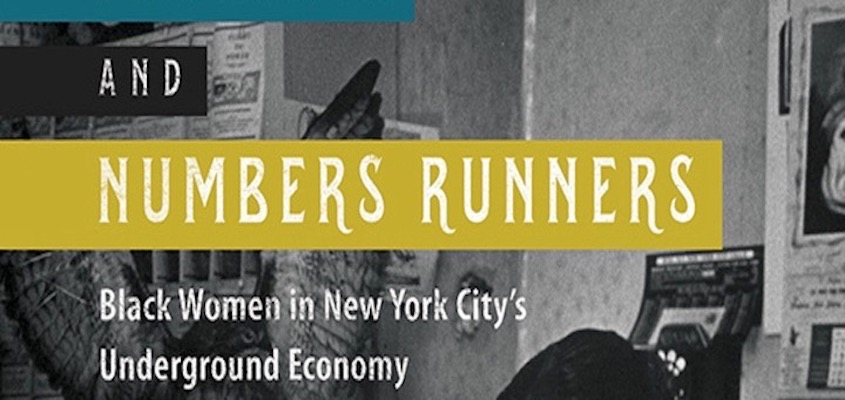 "BAR Book Forum: LaShawn Harris's ""Sex Workers, Psychics, and Numbers Runners"""