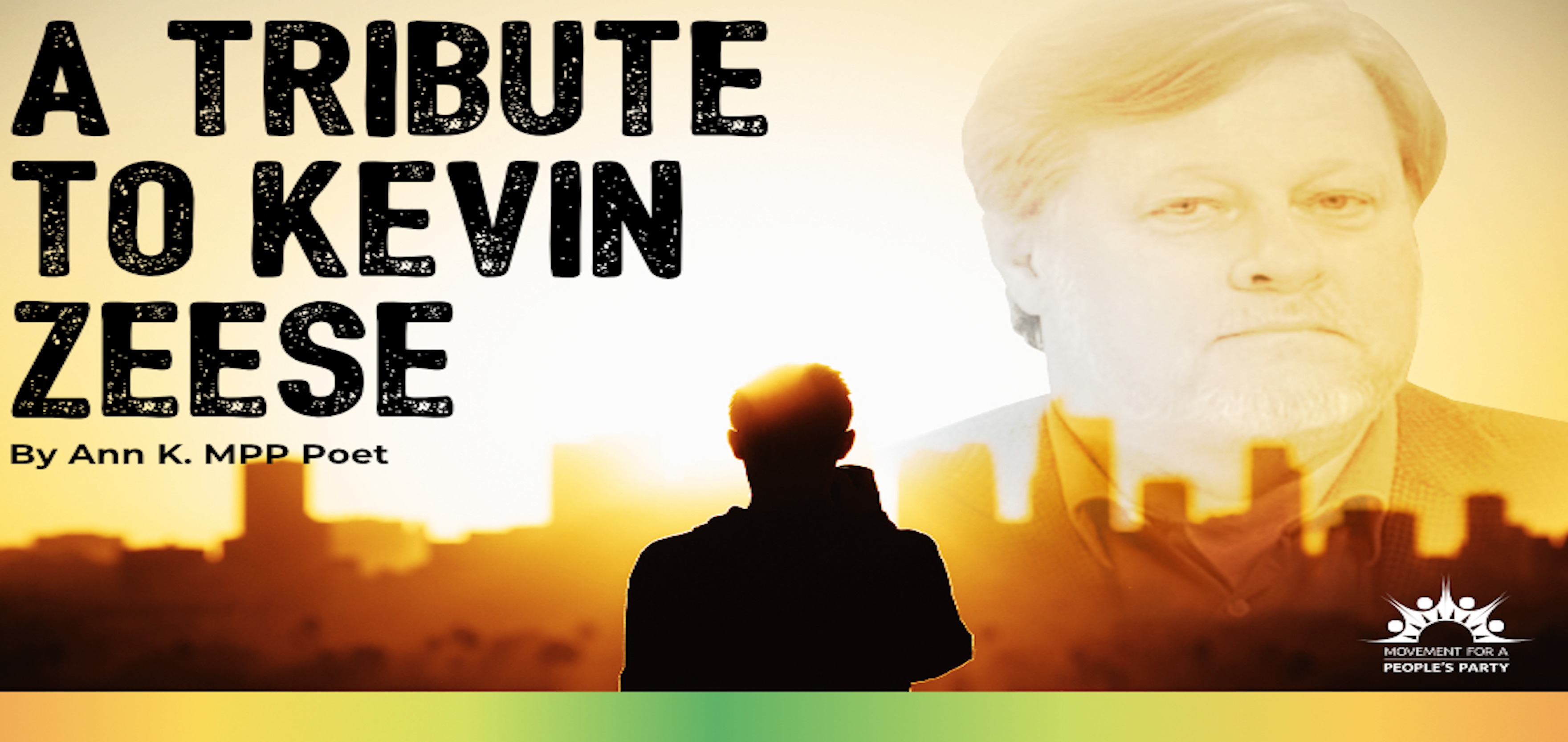 Tribute to Kevin Zeese: Life and Loss in the Struggle for Liberation