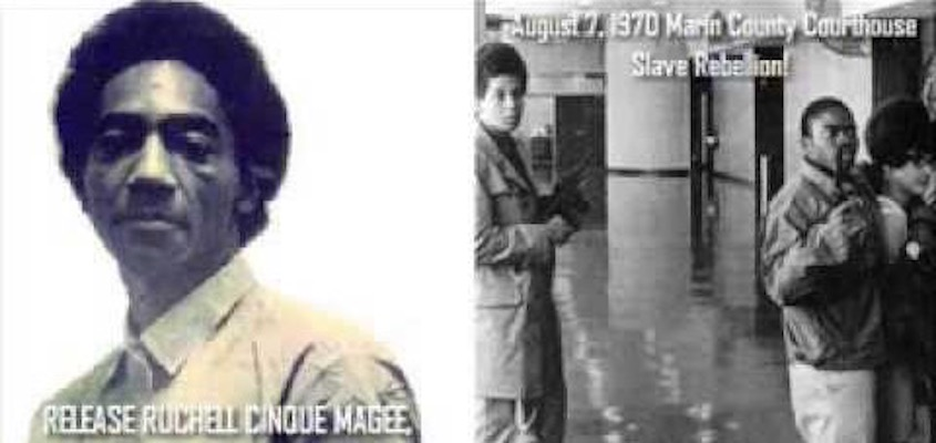 "Free Ruchell ""Cinque"" Magee!"