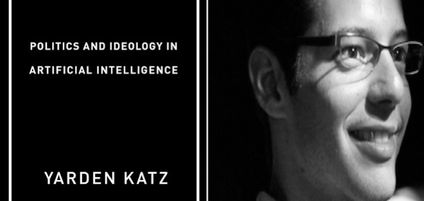 "BAR Book Forum: Yarden Katz's Book ""Artificial Whiteness"""