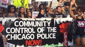 Community Control of Police = Autonomous Zone of People Power