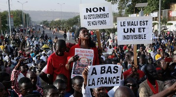 French Imperialism and Neo-colonialism in Mali