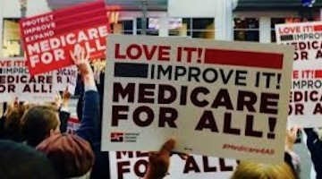 We'll Have to Fight Corporate Democrats for Medicare for All