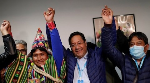 It's Payback Time for Bolivian Socialists