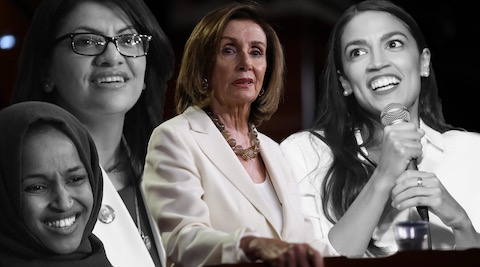 The Squad Won't Fight Pelosi and Corporate Power