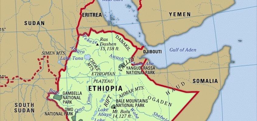 European Union Screams at Eritrea