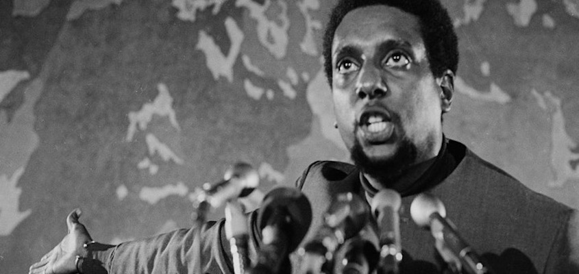 "BAR Book Forum: Amandla Thomas-Johnson's ""Becoming Kwame Ture"""