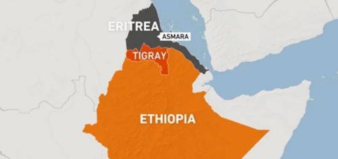 The Global Anti-Eritrea-Ethiopia Agenda