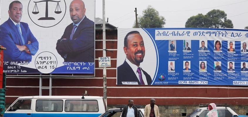 Ethiopians Go to the Polls Even After the US Tells Them Not to