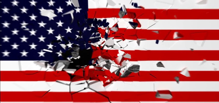 CriticalRace Theory Debacle Signals the Collapse of the American Empire