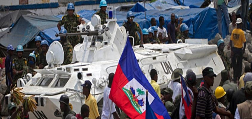 Haiti: On Interventions and Occupations