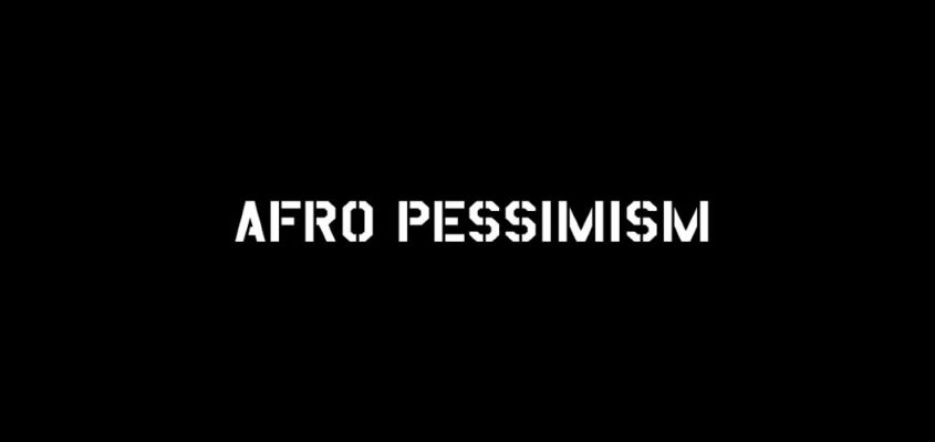 Teaching Politically and the Problem of Afropessimism