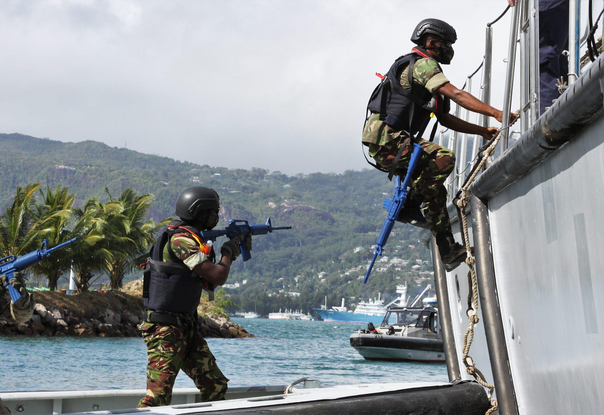 Guinea and the Military Coup Incubator, AFRICOM
