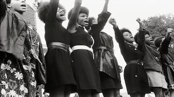 How Women Were at the Helm of the Black Panther Party
