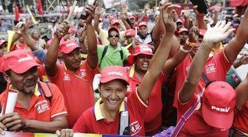 People are Radicalizing the Bolivarian Revolution in Venezuela