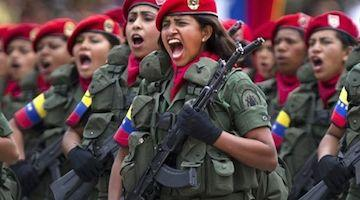 In Venezuela, the Military Stands with the People