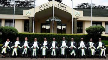 Judicial Sovereignty: Victoire Ingabire and the African Court