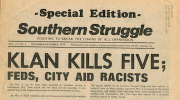 Lessons on the Anniversary of the Greensboro Massacre