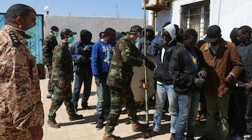 Libya Is Home to a 21st-Century Slave Market But the UN Security Council Won't Act
