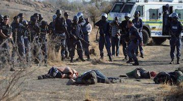 Marikana Massacre Hangs Over New Leader of South Africa's Ruling Party