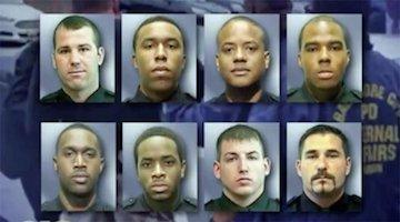 Baltimore Cops Worse Than Thirties Gangsters