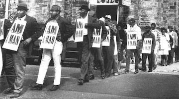 Memphis Sanitation Workers Remembered