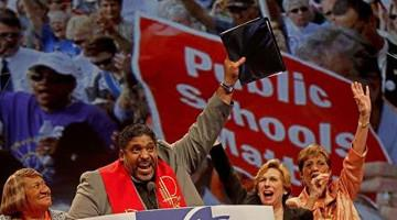 REv. William Barber Sermon on Militarism