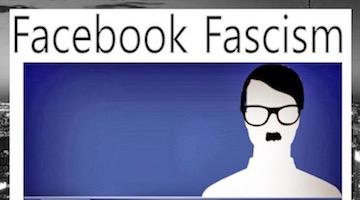 The Bizarre Facebook Path to Corporate Fascism
