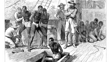 Details of Horrific First Voyages in Trans-Atlantic Slave Trade Revealed