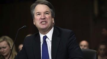 Freedom Rider: The Kavanaugh Farce
