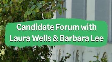 Historic Precedent or Footnote? Laura Wells Debates Barbara Lee