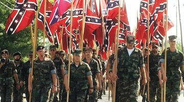 White Supremacists Wage Race War