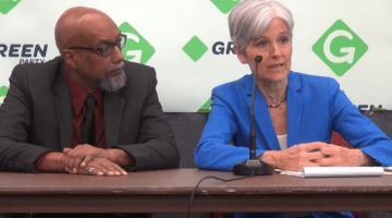Why Ajamu Baraka?  Why Vice President?  And Why the Green Party?
