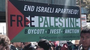 Time to Break the Silence on Palestine