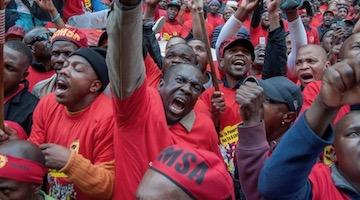 Socialist Revolutionary Workers' Party Vows to Resist South African Government's Privatization Move
