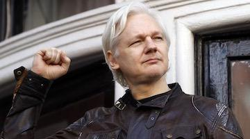 Freedom Rider: Julian Assange and Robert Mueller