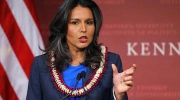 Get Tulsi Gabbard on the Debate Stage