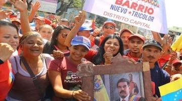 """Imperialism Does Not Understand the Resistance of the Venezuelan People"""