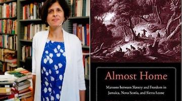 "BAR Book Forum: Ruma Chopra's ""Almost Home"""