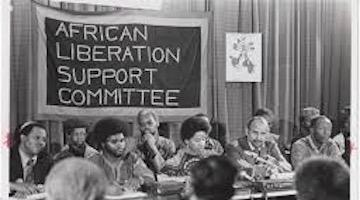 NAACP Worked with CIA to Subvert African Liberation