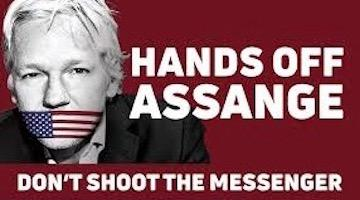 Assange Is Not a Journalist (If Journalists Are Ass-Kissing Propagandists for the Ruling Class)